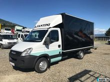 2007 IVECO Daily 35S18 closed b