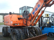 2001 HITACHI FH 120 W wheel exc