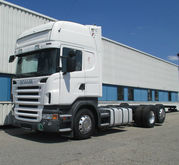 2009 SCANIA R 420 LBMNB chassis