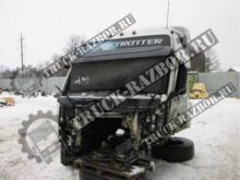 Used VOLVO FH tracto
