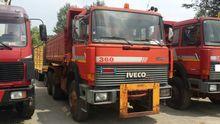 1991 IVECO 33036 dump truck