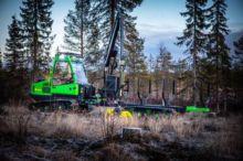 2016 JACRAC Evopro harvester