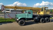 1986 KS-3575A1 on chassis KRAZ