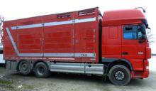 2011 DAF XF 105-510 livestock t
