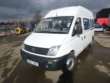 2007 LDV MAXUS 2.5CDI 95PS pass