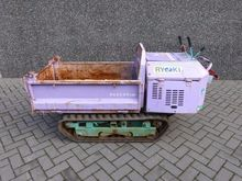 2000 CANYCOM S 5 tracked dumper