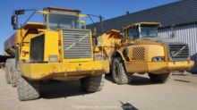 VOLVO A40 & A35D articulated du