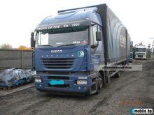 2003 IVECO Stralis tractor unit