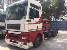 2003 MAN 25.410 chassis truck