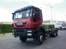 2008 IVECO AUTOCARRO chassis tr