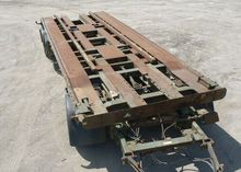 2001 MEILLER container chassis