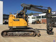 2015 VOLVO ECR 145 DL tracked e