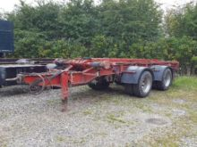 1996 DAPA SEMI TRAILER WITH CAB