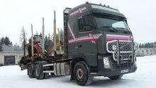 2006 VOLVO FH520 6x4 timber tru
