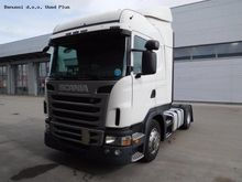 2010 SCANIA G420 tractor unit