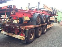 Used 2003 KRONE SD H