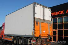 2011 SKAB refrigerated truck