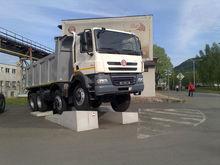 2016 TATRA T158-8P5R46261 dump