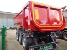 2016 JANMIL 24 cbm HARDOX 450 t