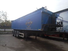 2000 BODEX Kis 40M tipper semi-
