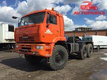2008 KAMAZ 65221 tractor unit