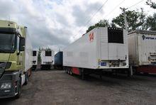 2011 SCHMITZ Cargobull refriger