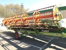 2012 CLAAS C660 6,6 m z avtokon