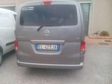 2011 NISSAN EVALIA minivan