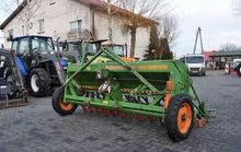 1989 AMAZONE D8 SUPER mechanica