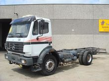 1996 MERCEDES-BENZ 1831 SK chas