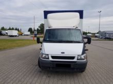 2001 FORD Transit closed box va