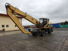 CATERPILLAR M320 MH material ha