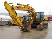 2004 JCB Plant Hire 220 tracked
