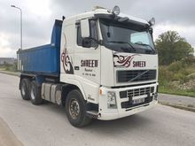 2006 VOLVO FH 6x4 tipper (big a