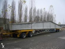 COMETTO COLOMBO C60 tipper trai