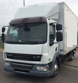 2010 DAF LF, refrigerated truck