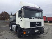 Used 1997 MAN F2000