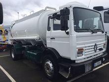 1992 RENAULT M150 tank truck