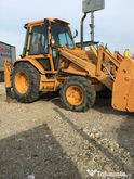 1994 CASE 580 SK backhoe loader