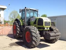 Used 2008 CLAAS Atle