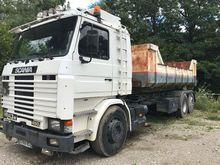 1991 SCANIA 143 M 450 v8 6x2 du