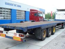 Used 2001 PACTON FLA