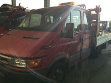 2002 IVECO DAILY platform truck