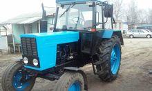 MTZ 80 wheel tractor