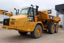 2014 CATERPILLAR 730 C articula