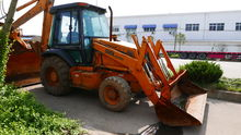 Used CASE 580L backh