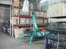 2002 MAEDA MC-104 mini crane