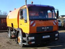 Used 2002 MAN LE 180