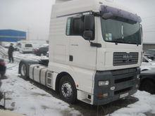 Used 2008 MAN TGA 41