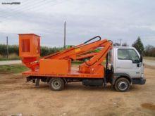 B.I.M. καλαθοφορα bucket truck